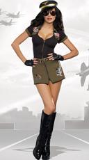 Flight Risk Pilot Costume