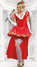 The Royals Queen Costume