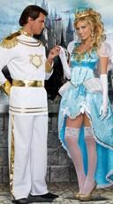 Fairytale Wedding Couples Costume