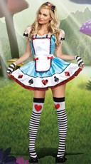 Beyond Wonderland Costume