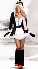 Sexy Penguin Costume