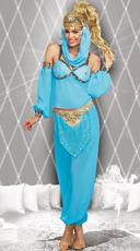 Genie In A Bottle Costume