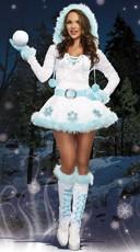 Ice Ice Baby Eskimo Costume