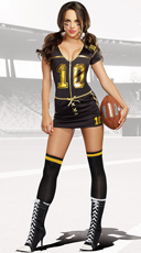 Player's Club Football Costume