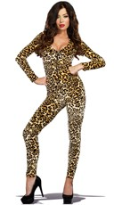 Feisty Feline Jumpsuit