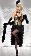 Cabaret Bombshell Costume