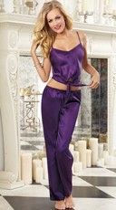 Plum Perfection Camisole and Pants
