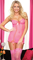 Sweetheart Pink Chemise