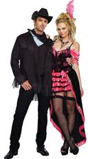 Buck Wild Couple Costume