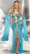 Sexy Sea Goddess Costume