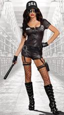 DEA Secret Agent Costume