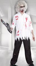 Dr. Hugh B. Dead Zombie Costume