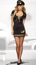 Sexy Stewardess Costume