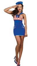Ridin' Waves Sailor Costume