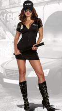 SWAT Police Costume
