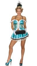 Sexy Cigarette Girl Halloween Costume