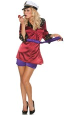 Playboy Mansion Mistress Costume