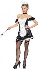 Playboy Mansion Maid Costume