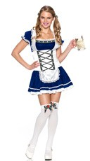 Playboy Beer Garden Beauty Costume