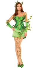 Deluxe Intoxicating Poison Ivy Costume