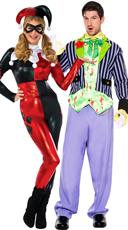 Evil Comics Couples Costume