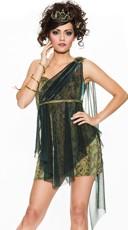 Seductive Medieval Temptress Costume