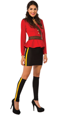 Canadian Mountie Costume