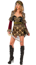 Bewitching Pirate Captain Costume