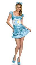 Sassy Carebear Bedtime Bear Costume