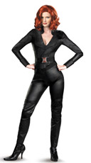 Deluxe Black Widow Avengers Costume
