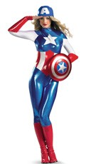 American Dream Bodysuit Costume