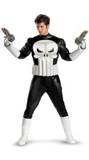 Men's Punisher Costume