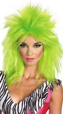 Green Jem Wig