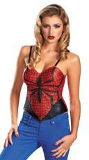 Spider Girl Bustier