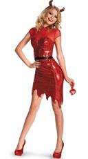 Glamorous She Devil Costume