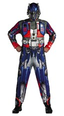 Men's Optimus Prime Costume