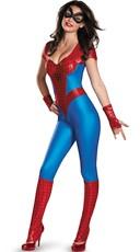 Sassy Spider-Girl Costume