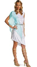 Sweet Grecian Goddess Costume