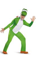 Men's Deluxe Yoshi Costume