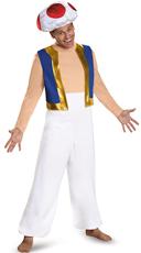 Men's Toad Stool Costume