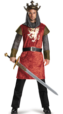Men's Classic King Costume