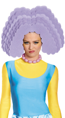 Simpson's Selma Foam Wig