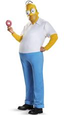 Deluxe Homer Simpson Costume