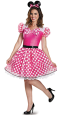 Pink Glam Minnie Mouse Costume