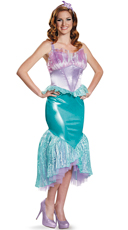 Sea Princess Ariel Costume