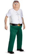 Family Guy Peter Griffin Costume