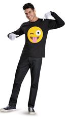 Tongue Emoji Costume Kit