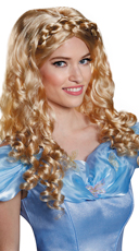 Adult Cinderella Movie Wig