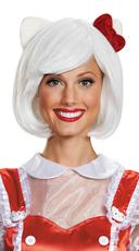 Hello Kitty Wig