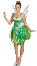 Adult Tinkerbell Costume